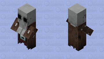 The Observer Minecraft Mob Skin