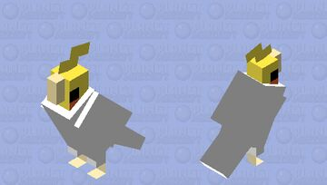 Birb Minecraft Mob Skin