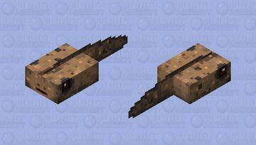 Tadpole (toad) Minecraft Mob Skin
