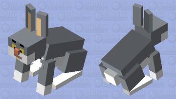 Wabbit Season (MeatCanyon) Minecraft Mob Skin