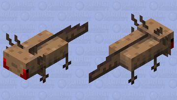 Axolotl.exe Minecraft Mob Skin