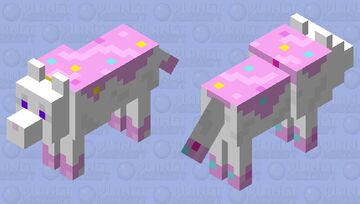 Candy Minecraft Mob Skin