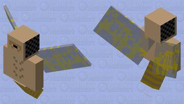 Meganeura (vex (giant prehistoric bug)) Minecraft Mob Skin