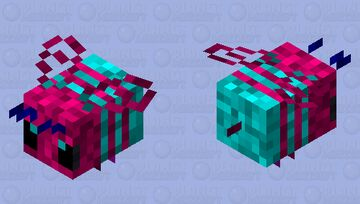 Bee that's random Minecraft Mob Skin