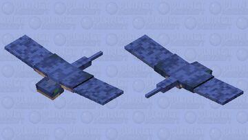 Phantom based on Mob B Minecraft Mob Skin