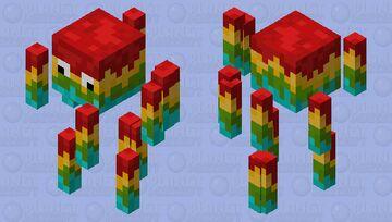 Pinata blaze ! Minecraft Mob Skin