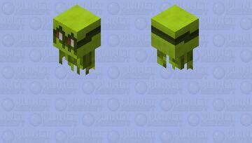 Glare/ Mob Vote Minecraft Mob Skin