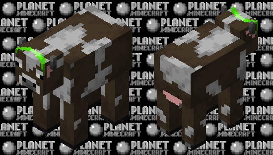 kelp-y the cow Minecraft Skin
