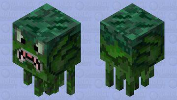 """Swampy the Ghast"" [Biome Swap Entry] Minecraft Mob Skin"