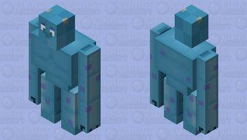Sully Minecraft Mob Skin