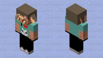 DenisDaily Piglin Minecraft Mob Skin