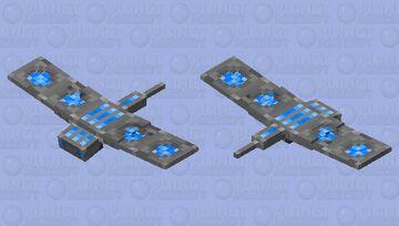 Tech-Phantom Minecraft Mob Skin