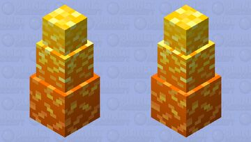 Pile of Coins Minecraft Mob Skin