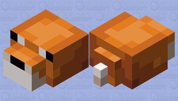 foxmite Minecraft Mob Skin
