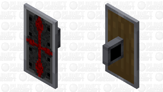 Netherite Crusade Minecraft Skin