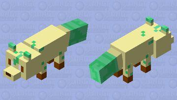 Phylali Minecraft Mob Skin