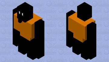 Lexton iron golem form Minecraft Mob Skin