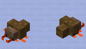Textured Termite Minecraft Mob Skin