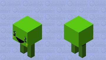 forg Minecraft Mob Skin