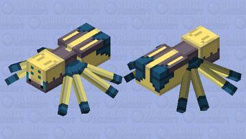 Galvantula Minecraft Mob Skin