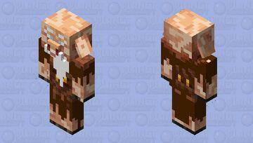 Old Piglin (pt. 4) Minecraft Mob Skin