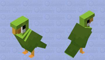 Duolingo Minecraft Mob Skin
