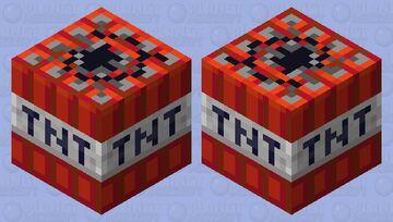 TNT Slime Minecraft Mob Skin