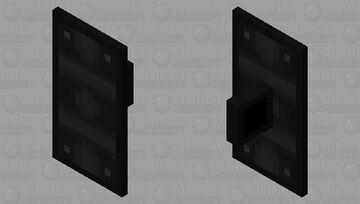 Ballistic Shield Minecraft Mob Skin
