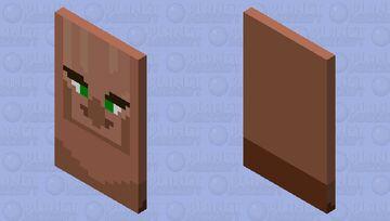 My Cape ;) Minecraft Mob Skin