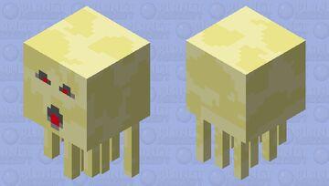 Endstone Ghast, Shooting Minecraft Mob Skin
