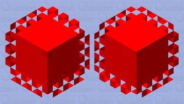 SCP-002 Minecraft Mob Skin