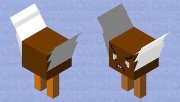 Goomba Minecraft Mob Skin