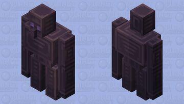 The Eradicator (Nether x End Golem) | Contest Entry Minecraft Mob Skin