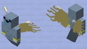 derpy vex Minecraft Mob Skin
