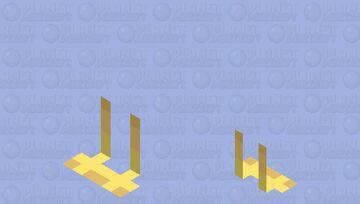 Chicken Legs Minecraft Mob Skin