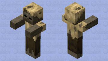 Better Husk Minecraft Mob Skin