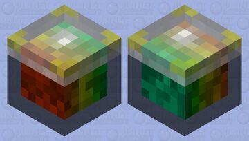 Mini Rainbow in the box Minecraft Mob Skin