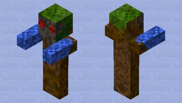 Nature monster Minecraft Mob Skin