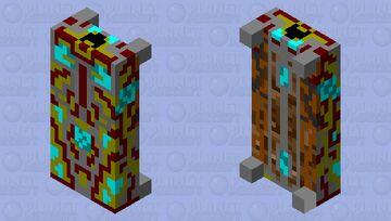bed boy Minecraft Mob Skin
