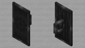 Dark Shield Minecraft Mob Skin