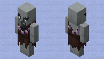 Geomancer / for Minecraft Dungeons / Remade Re-texturing Minecraft Mob Skin