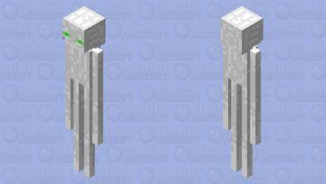Invert enderman remastered Minecraft Mob Skin