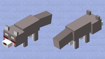 豆しばMinecraftのデザイン。 アミューズ Minecraft Mob Skin