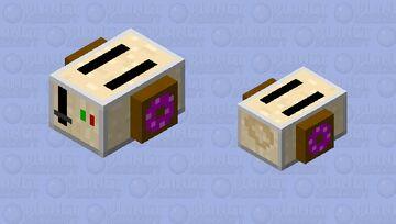 Breakfast Collection | Tan Llama Minecraft Mob Skin