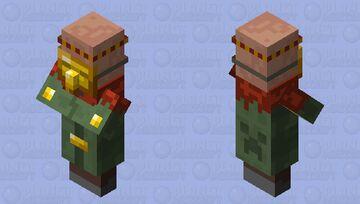 Goldsmith Minecraft Mob Skin