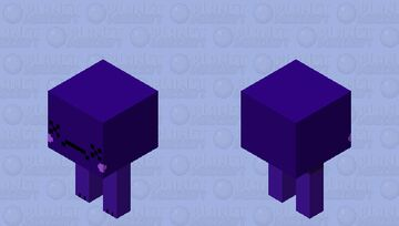forg(cold ver.) Minecraft Mob Skin