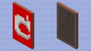Mojang cape Minecraft Mob Skin