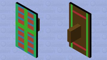The Shield of Dogemastrr Minecraft Mob Skin