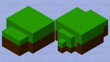 Overworld Endermite Minecraft Mob Skin