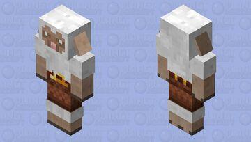 Sheeplin / Remade / java Minecraft Mob Skin